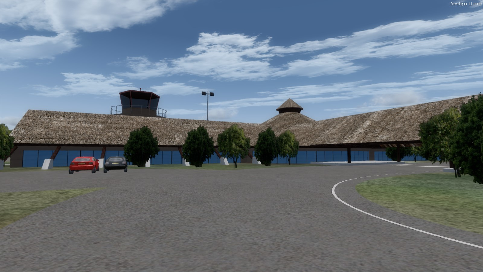 NMG SIMULATIONS - PILANESBERG INTERNATIONAL AIRPORT P3D4