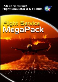 PERFECT FLIGHT - FLIGHT SERVICE MEGA PACK FSX FS2004