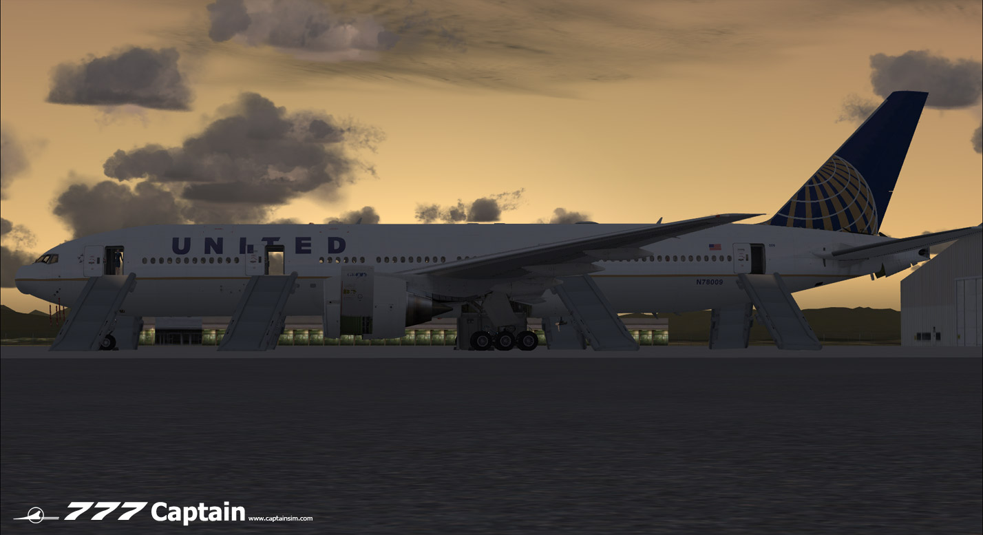CAPTAIN SIM - 777 CAPTAIN BASEPACK (777-200) P3D