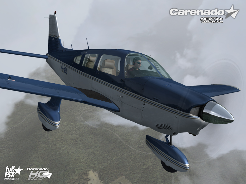 CARENADO - PIPER PA-28-181 ARCHER II FSX P3D