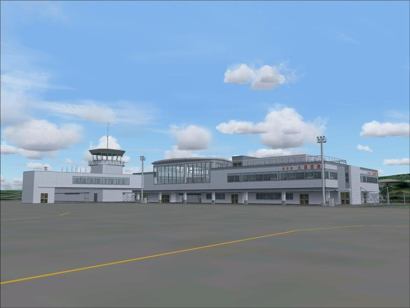 OVERLAND - JAPANESE AIRPORTS VOL4