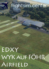 FLIGHTSIM.CENTER - EDXY WYK AUF FÖHR AIRFIELD SCENERY MSFS