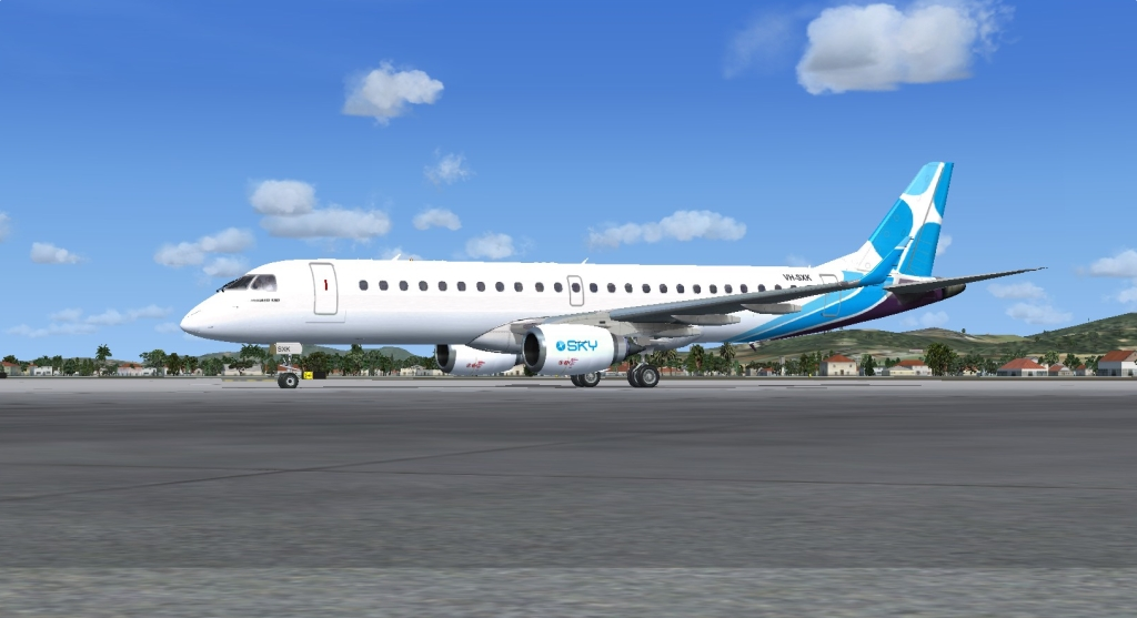 VIRTUALCOL - EMBRAER 190-195 REGIONAL JETS FOR FSX P3D