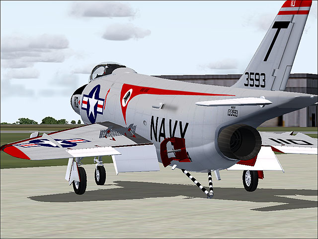 VIRTAVIA - F3H DEMON FSX STEAM EDITION
