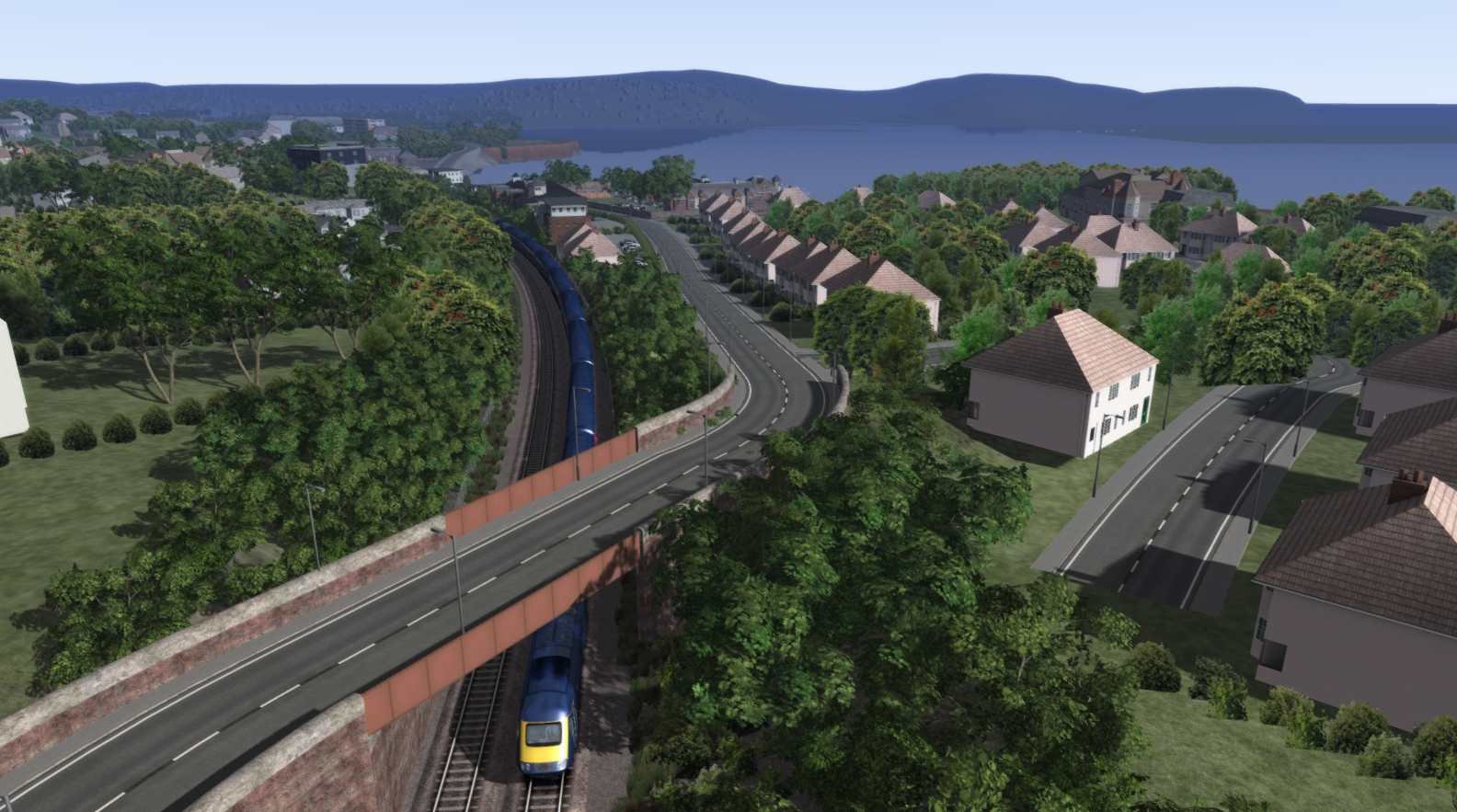 JUSTTRAINS - PAIGNTON EXTENSION TS2020