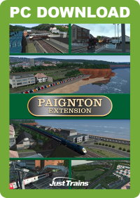 JUSTTRAINS - PAIGNTON EXTENSION 佩恩顿扩展包 TS2020