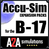 A2A SIMULATIONS - ACCU-SIM FOR B-17 FLYING FORTRESS FSX