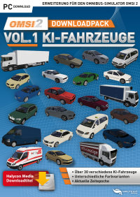 OMSI 2 DOWNLOADPACK VOL. 1 KI-VEHICLES