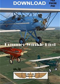 GOLDEN AGE - BRUNNER WINKLE BIRD FSX P3D