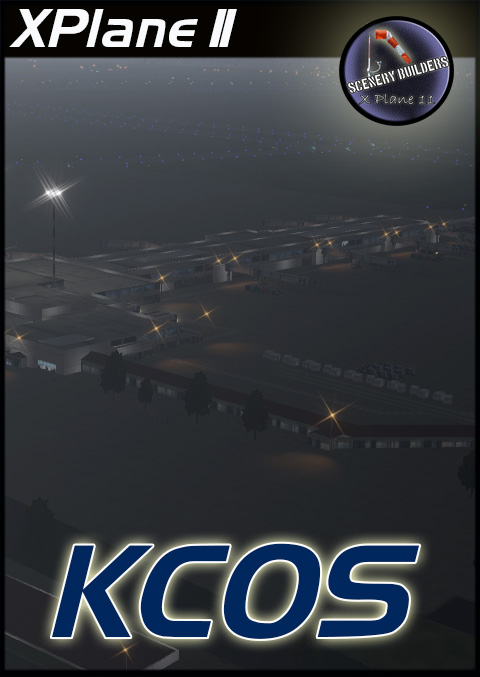 FSXCENERY -   KCOS CITY OF COLORADO SPRINGS MUNICIPAL X-PLANE 11