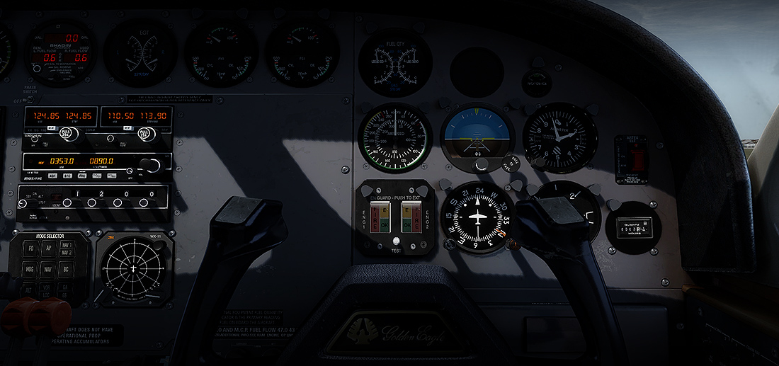 ALABEO - C421 C GOLDEN EAGLE FSX P3D