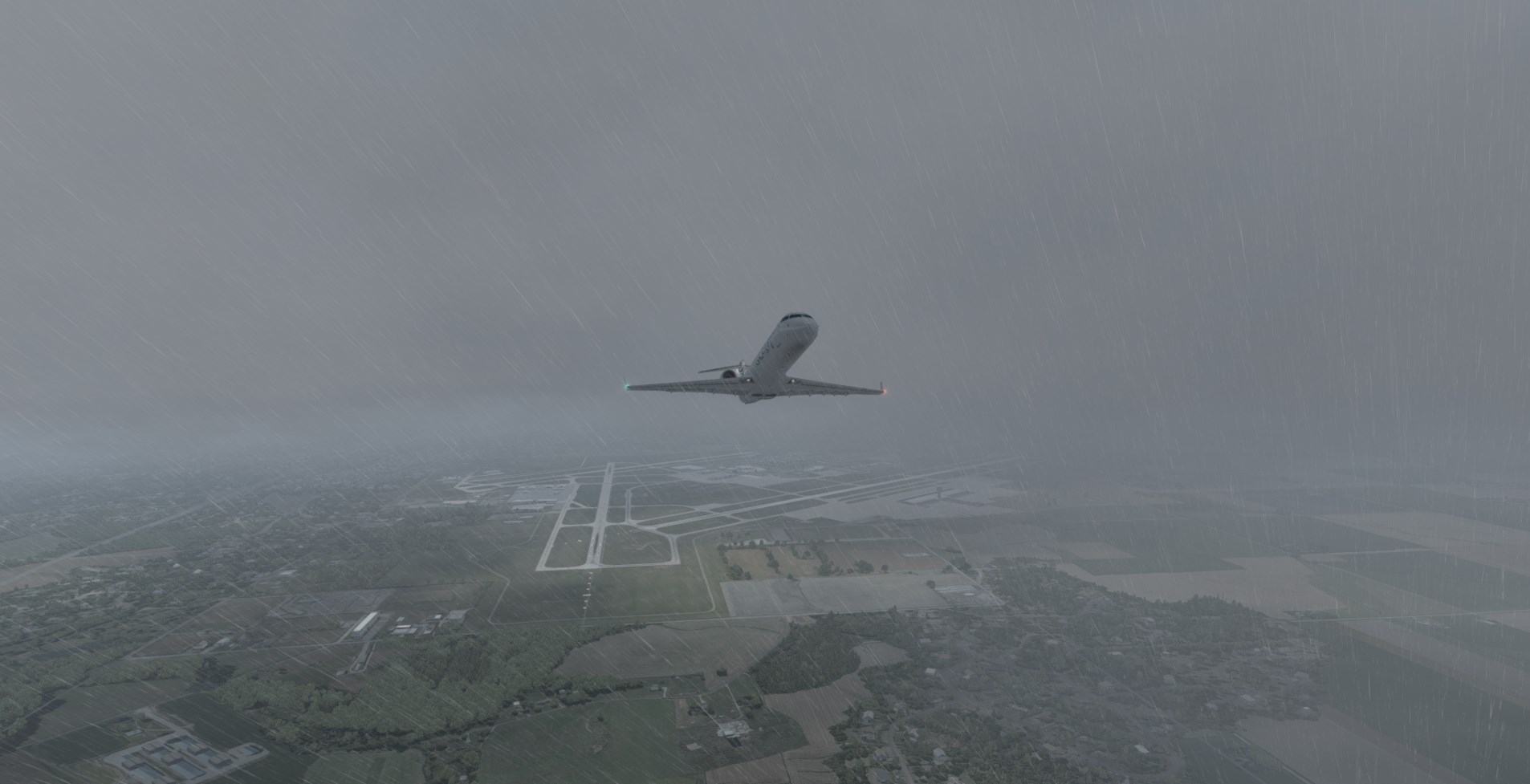 REALWORLDSCENERY - KDAY - JAMES M. COX - DAYTON INTERNATIONAL AIRPORT P3D4