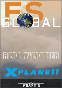 PILOT'S FSG - FS GLOBAL REAL WEATHER X-PLANE 11 EDITION