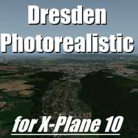 TABURET - DRESDEN PHOTOREALISTIC FOR X-PLANE 10