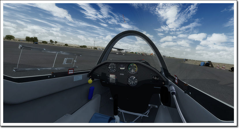 AEROSOFT - ASK21 & ASK21 MI FSX FSXSE P3D  (DOWNLOAD)