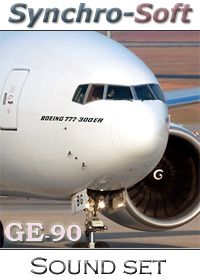 SYNCHRO-SOFT - GENERAL ELECTRIC GE90 FSX