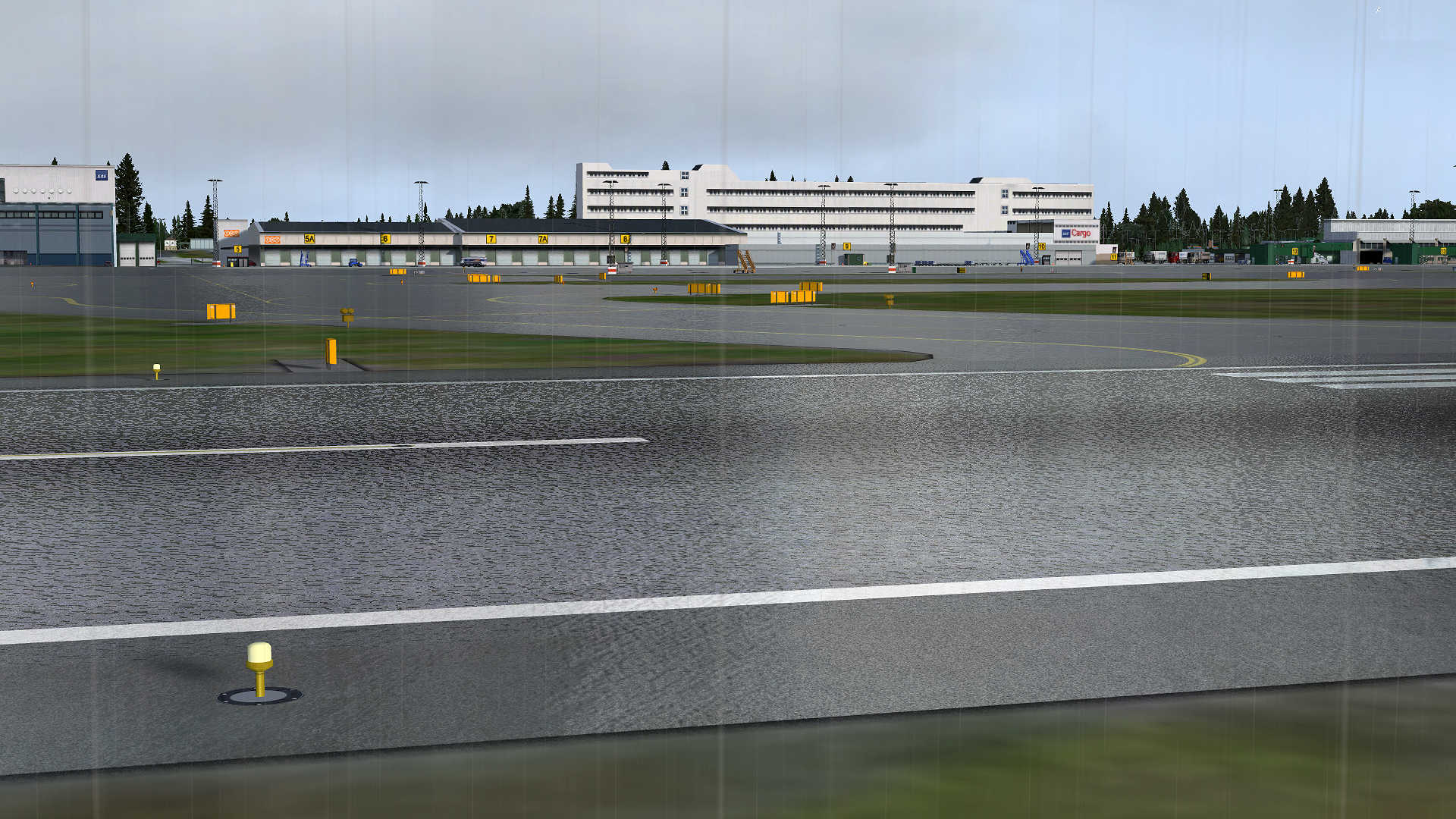 RC-DESIGN - ESGG GOTHENBURG/LANDVETTER V3 P3D4