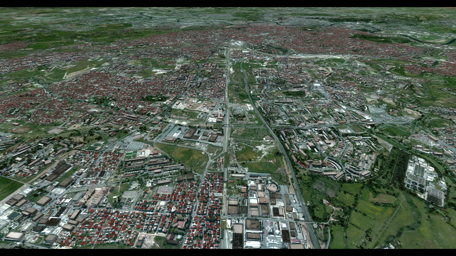 PREALSOFT - HD CITIES - ROME FSX P3D