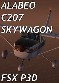 ALABEO - C207 SKYWAGON FSX P3D