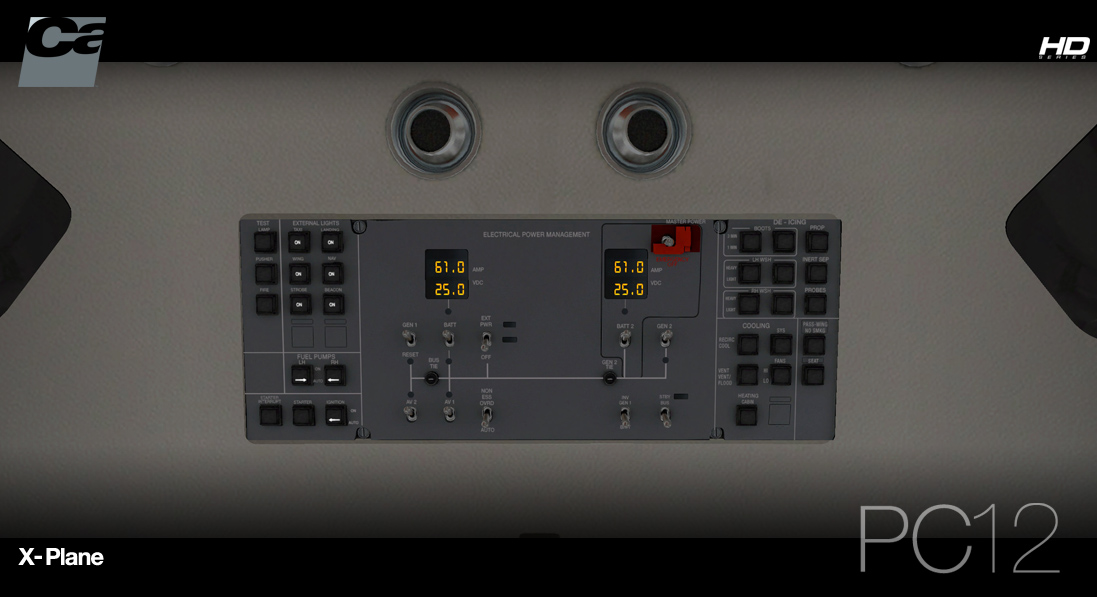 CARENADO - PC12 HD SERIES FOR X-PLANE 10
