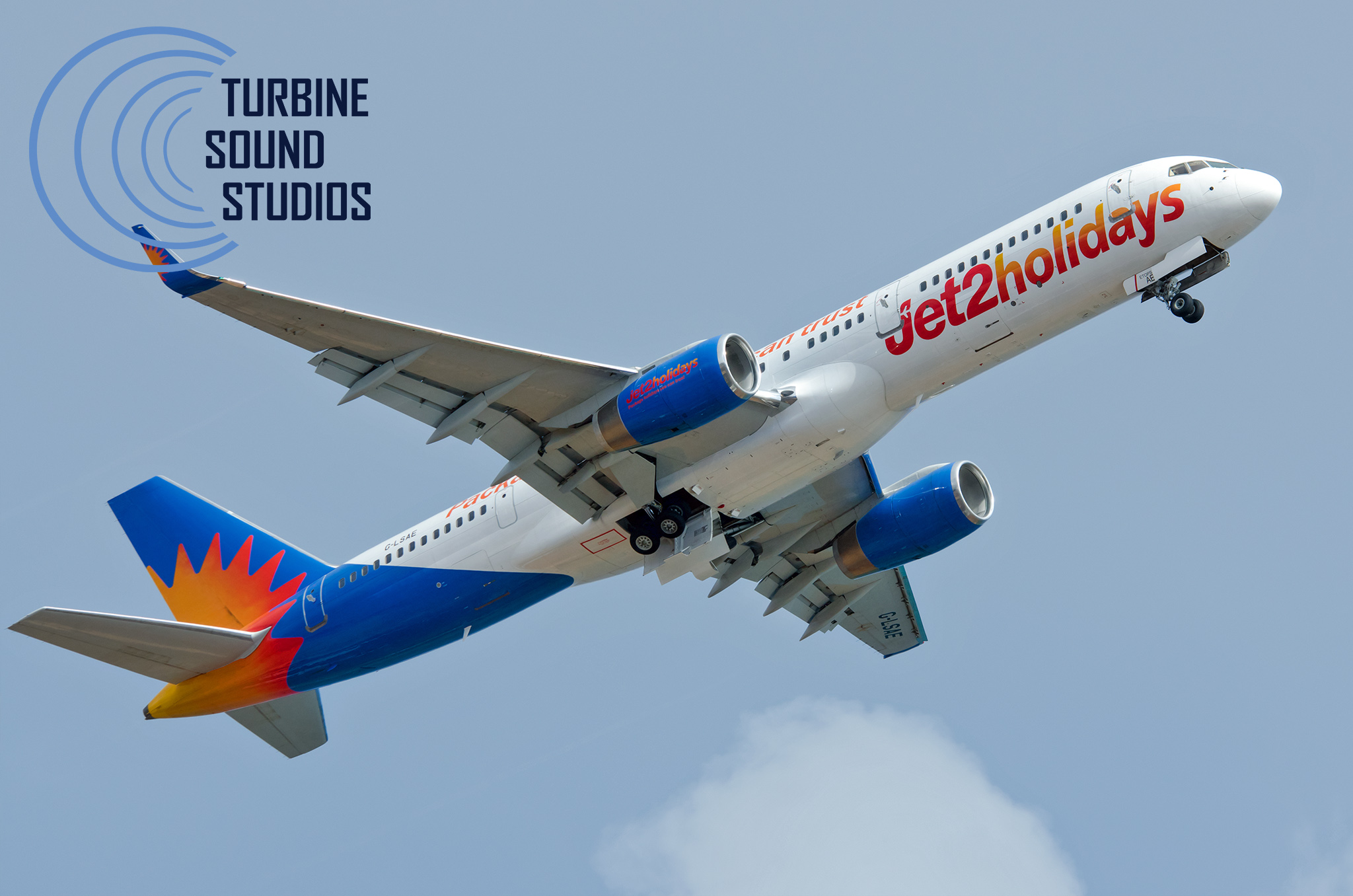 TURBINE SOUND STUDIOS - BOEING 757 RB211-535E4 PILOT EDITION HD SOUNDPACK FOR FS2004