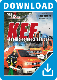 EMERGENCY CALL 112 - ADD-ON - KEF THE MINOR OPERATIONS VEHICLE