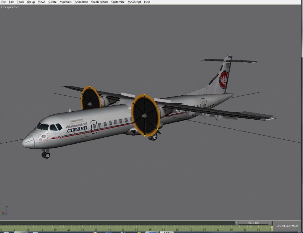 SCANSIM - FSX P3D SDK SP2 AI SOURCE PACKAGE FOR GMAX