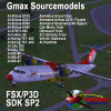 SCANSIM - FSX/P3D SDK SP2 AI SOURCE PACKAGE FOR GMAX