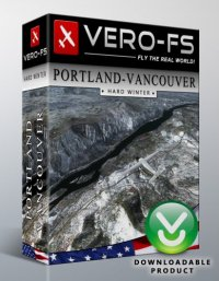 VERO - PORTLAND-VANCOUVER PHOTOREAL - HARD WINTER