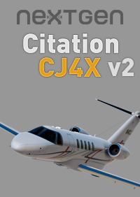 NEXTGEN SIMULATIONS - CITATION CJ4X V2 P3D