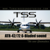TURBINE SOUND STUDIOS - ATR-42/72 6-BLADED PW SOUNDPACK