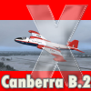 VIRTAVIA - ENGLISH ELECTRIC CANBERRA B.MK2