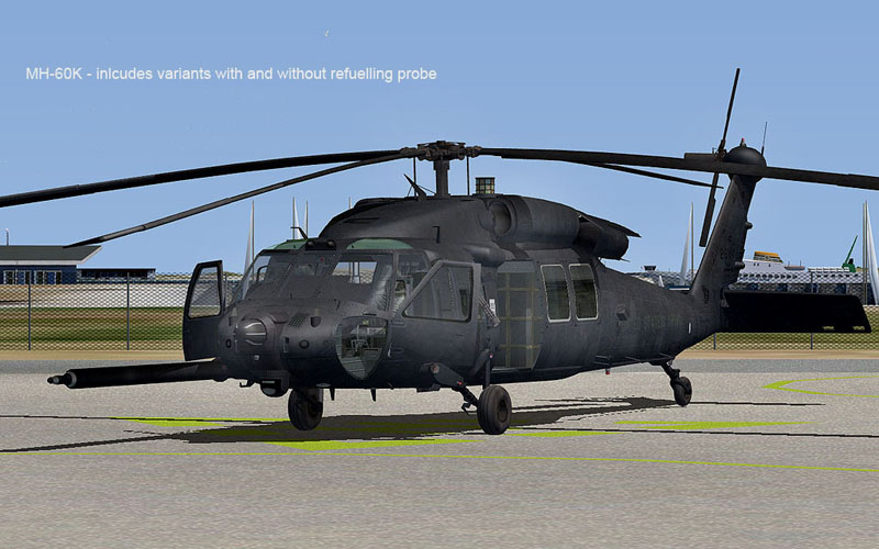 VIRTAVIA - H-60 BLACK HAWK