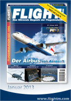 FLIGHT! MAGAZIN - AUSGABE 01 2013