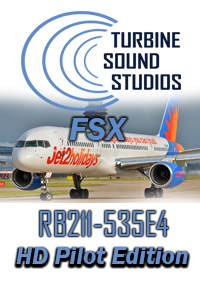 TURBINE SOUND STUDIOS - BOEING 757-RB211-535E4 PILOT EDITION SOUNDPACK FSX P3D