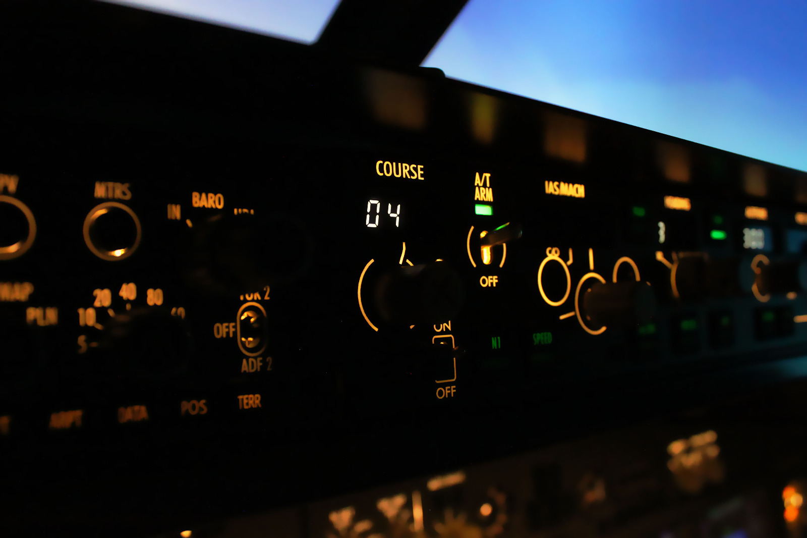 FLY.SIMFLIGHT - BOEING 737-800 SIMULATOR TICKETS - 90 MINUTE FLIGHT - KALTENKIRCHEN, GERMANY
