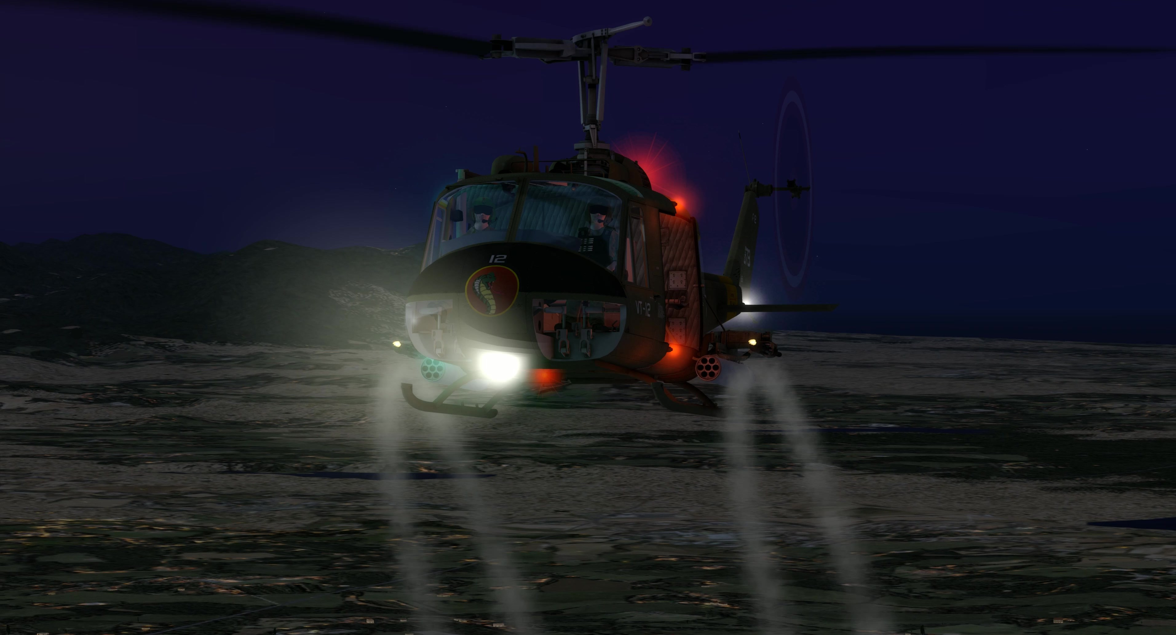 HUEYTUNING - HUEY TUNING PACK FULL EDITION FSX P3D