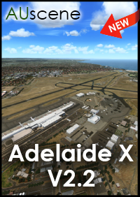 AUSCENE 2 - ADELAIDE INTERNATIONAL X V2.2 FSX P3D