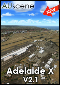 ADELAIDE INTERNATIONAL X V2.1 FSX P3D