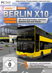 OMSI 2 - ADD-ON BERLIN X10 (DOWNLOAD)