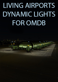 LIVING AIRPORTS - DYNAMIC LIGHTS FOR OMDB P3D4 P3D5