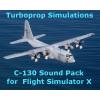 TURBOPROP SIMULATIONS - LOCKHEED C-130 HERCULES SOUNDPACK FSX