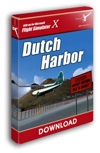 AEROSOFT - DUTCH HARBOR X (DOWNLOAD)