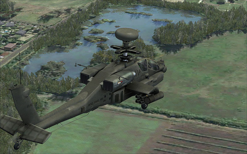 VIRTAVIA - AH-64D APACHE LONGBOW STEAM EDITION