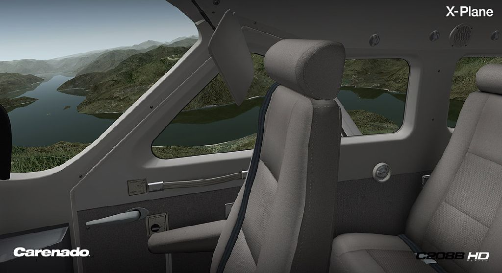 CARENADO - C208B GRAND CARAVAN HD SERIES FOR X-PLANE 10