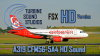 TURBINE SOUND STUDIOS - A319 CFM56-5-B4 HD SOUNDPACK FSX