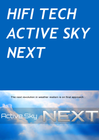 HIFI TECH - ACTIVE SKY NEXT SP4 FSX P3D