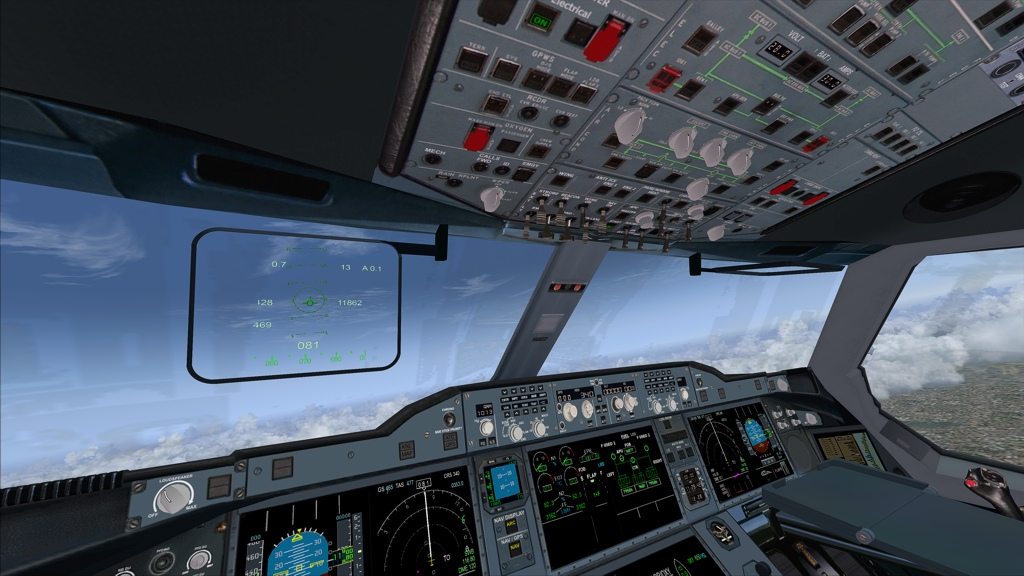 AFS-DESIGN - AIRBUS A350 FAMILY V3 FS2004
