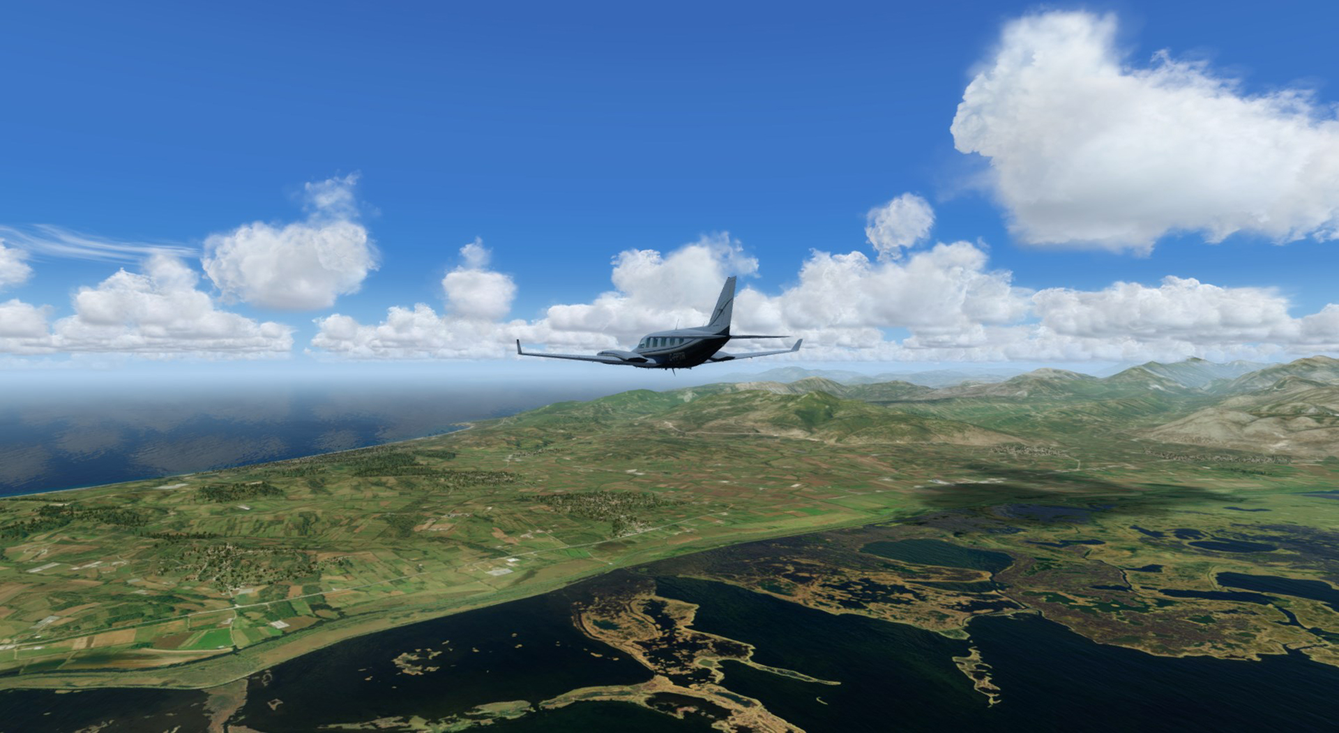 REALWORLD SCENERY - REALWORLD SCENERY GREECE 3D VOL.1.4 FSX P3D