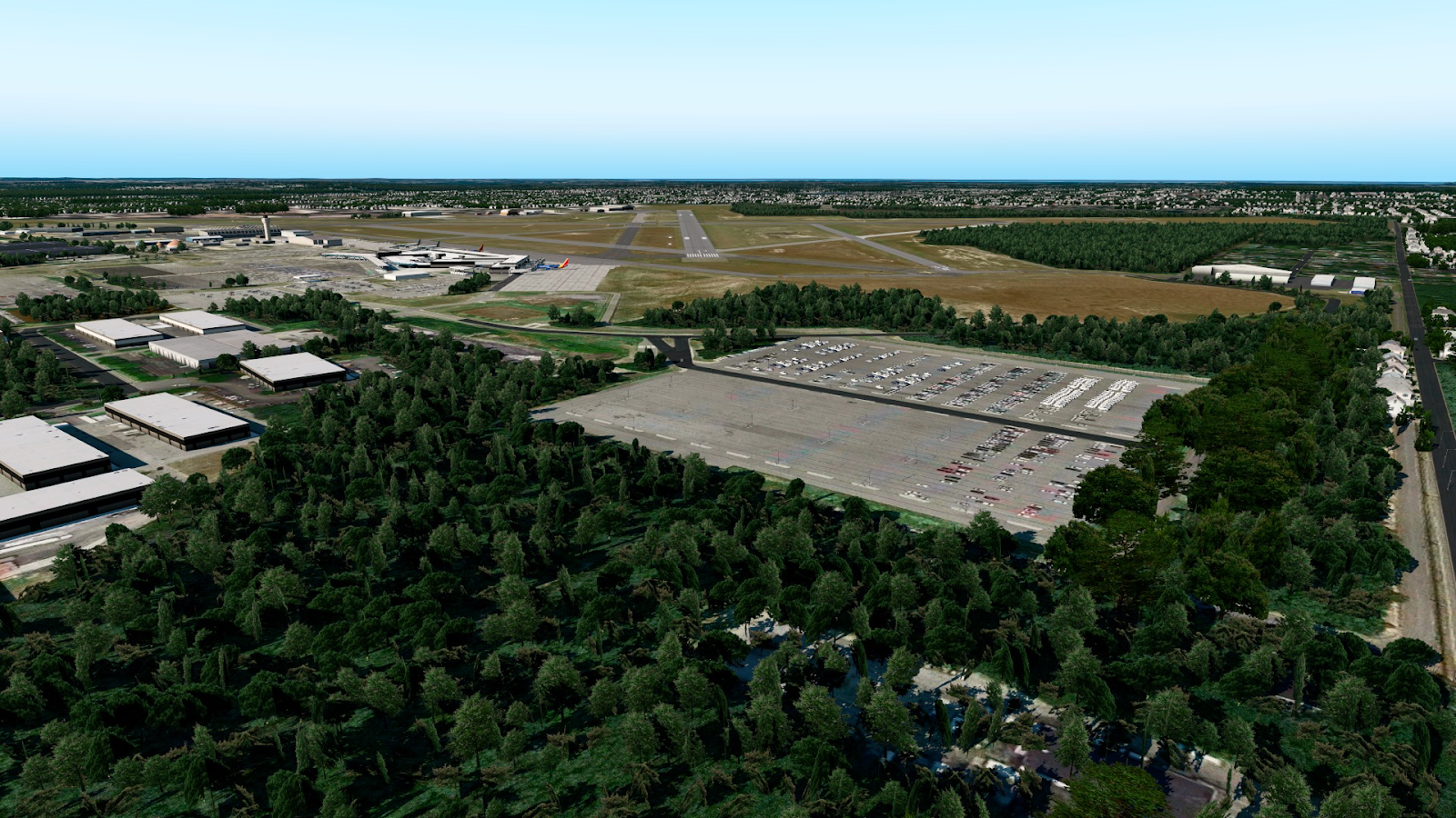VERTICAL SIMULATIONS - KISP - LONG ISLAND X-PLANE 11